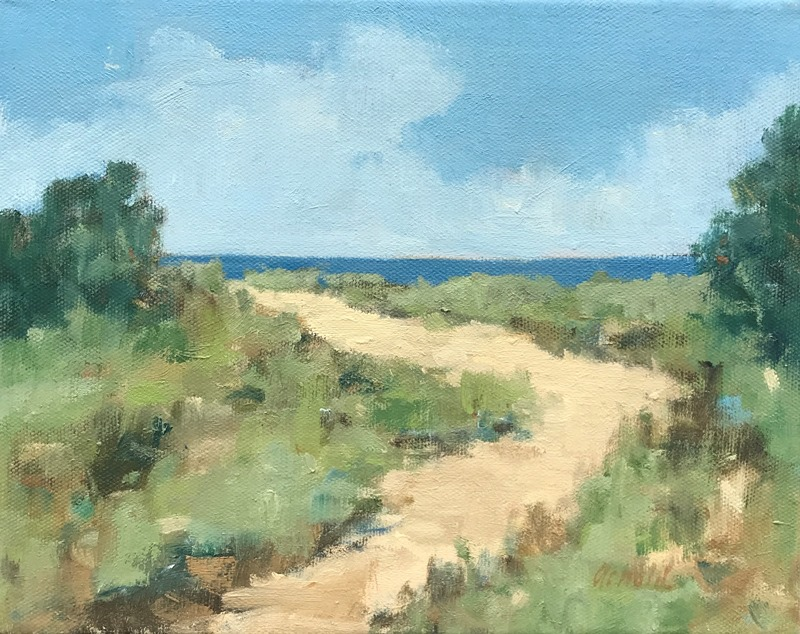 Arnold Path to the Beach 8x10 1400 WEBSITE